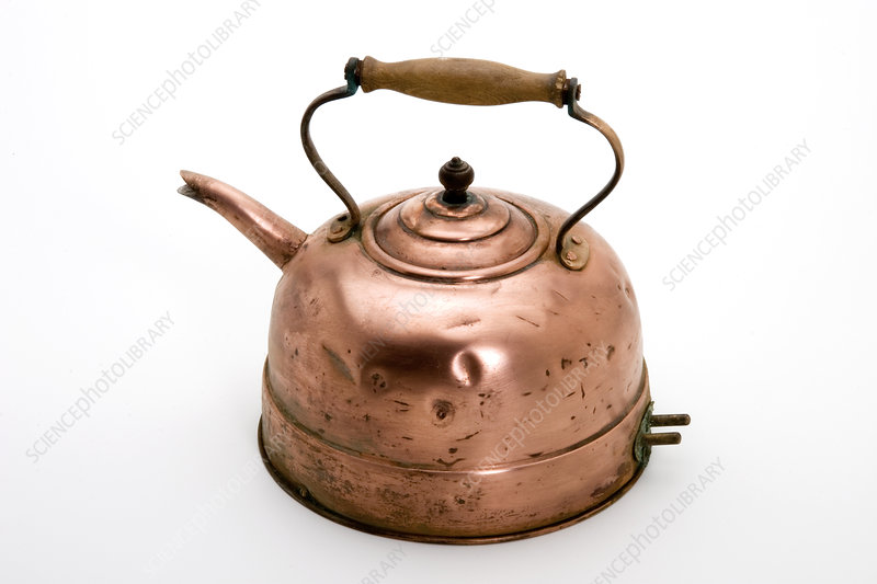 Electric copper kettle