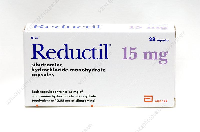 Sibutraminhydrochlorid Schlankheitspille